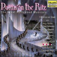 Cincinnati Pops Orchestra & Erich Kunzel - PUTTIN ON THE RITZ - CD - New