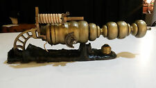 Steampunk Machine Age Ray Gun Prop