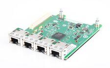 Dell I350-T4 QUADRI port Gigabit Serveur Daughter Adaptateur - 0r1xfc/r1xfc