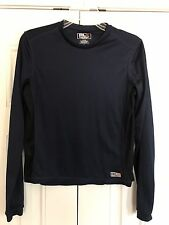 Woman's Ralph Lauren Polo Sport Blue Long Sleeve Shirt: M