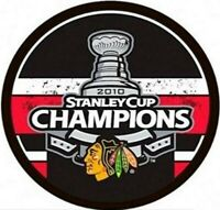 Chicago Blackhawks 2010 NHL Stanley Cup Champions Souvenir Hockey Puck