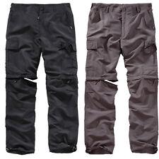 SURPLUS Outdoor Trousers Quickdry S-5XL, Trekkinghose Zip-Off Cargo Hose leicht