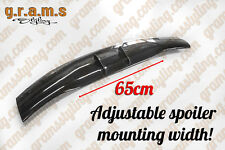 "Universal 160 cm 64"" GT Wing Spoiler Lame, étroite Mount For Racing, Derapage v7"