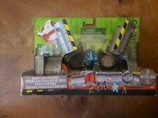 New listing Ghostbusters Ghost Trap Mini Playset 2-1 Subway Scene w/ Ecto Figure New