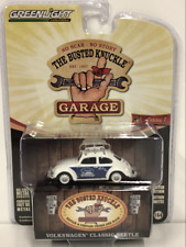 Volkswagen Classic Beetle The Busted Knuckle 1:64 Greenlight 39010F