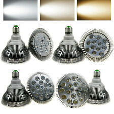 Dimmable E27 PAR16 PAR30 PAR38 10/14/18/24/30/36 W LED Spot Lights Bulbs Lamp RM