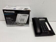 Panasonic Kx-Ts880 Integrated Corded Telephone, Black