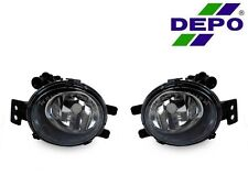 DEPO 11-12 BMW E82 & E88 1 Series 2D Coupe/Cabrio OE Replacement Fog Lights Set
