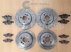 Mini Cooper S R53 01-06 Brake Discs Front Rear Pads