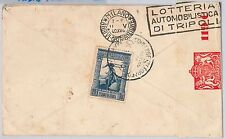 PORTUGAL Portughese India -  POSTAL HISTORY: Cover to ITALY 1940 INDIAN CENSOR