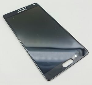 Original Samsung Galaxy Note 4 N910 N910F LCD Display Touchscreen NEU Schwarz