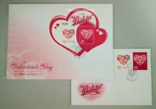 TAIWAN Valentine's Day (2013) - Stamp & Miniature Sheet FDC