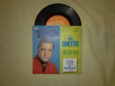 ELVIS PRESLEY IN THE GHETTO (EX) (GERMAN ISSUE)