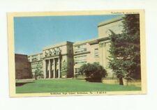 BETHLEHEM HIGH SCHOOL, BETHLEHEM, PENNSYLVANIA VINTAGE POSTCARD