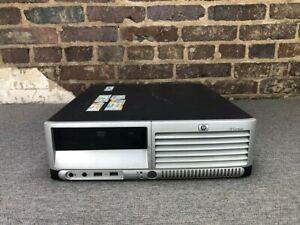 HP Compaq SFF Computer Windows 7 PRO Pentium 4 3.00GHz 2GB RAM 150GB HDD
