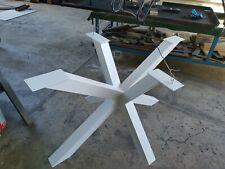 Base Per Tavolo In acciaio forma a stella colore a scelta