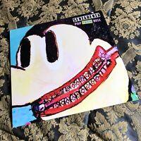 SENZABENZA POP FROM HELL Italian punk rock LP vinyl RAMONES Joey Nofx Rancid