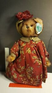 Bearington Collection MEG Bear Ltd Series Mint All Tags 1501 10""