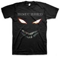 Disturbed Scary Face S, M, L, XL, 2XL, 3XL Black T-Shirt
