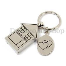 32GB 32G USB 2.0 Lovely House Swivel Design Flash Memory Stick Pen Drive U Disk