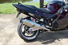 Honda CBR1100 XX Blackbird (96-07) Pair Beowulf Silencers Mufflers Exhausts