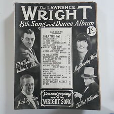 LAWRENCE WRIGHT`s 8th song & dance album , cover feat. ukelele ike etc