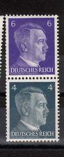 Dt. Reich Zusammendruck Hitler Mi.Nr. S 292 von  Mi 785 u 783 ** postfrisch