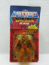 MOTU,VINTAGE,BATTLE ARMOR HE-MAN,Masters of the Universe,MOC,sealed