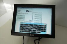 "Dell E157FPTe Touchscreen POS/Retail LCD Monitor 15"" VGA USB Line In 450:1 XM180"