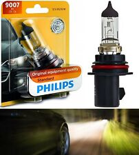 Philips Standard 9007 HB5 65/55W One Bulb Head Light Replacement Dual Beam Stock