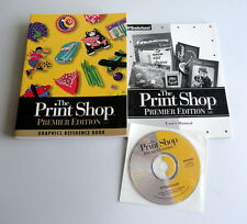 The Print Shop Premier Edition 5.0 (PC, 1997, Broderbund)