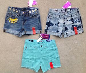 Vigoss Girls' The Mid Shorts