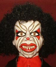 "HAUNTED Evil Ventriloquist Clown doll ""EYES FOLLOW YOU"" dummy puppet Killjoy"