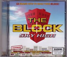 The Block - Sky High - Various Artists - CD (2xCD Channel 9 Sony 2013)