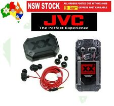 Genuine JVC XX Xtreme Xplosives In Ear Earphone FX1 Mic iPhone Android