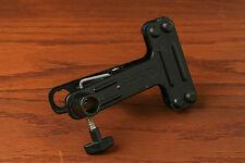 Manfrotto 175 Spring Clamp (black) Nikon flash canon flash pocket wizard,
