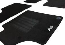 Set 4 pezzi tappeti su misura in moquette Audi A3 dal 2003 al 2012