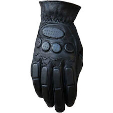 Motorcycle Gloves Powersports Perforated Cruiser Protective Lamb Leather Gloves
