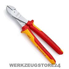 Knipex 74 06 250 mm Kraft Seitenschneider VDE 7406250