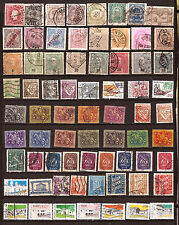 PORTUGAL Timbres du roi LUIZ 1866 et usages courants, sujets divers 82M-D134