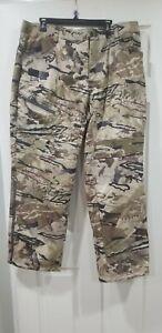 Men's Under Armour STORM Barren Camo Mid Season Hunting Pants XXL 1355317-999
