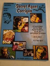 Its adventure time with Secret Agent Corrigan 64 Page Special George Evans #1 03