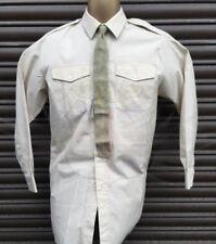 Camicie classiche da uomo regolanti beigi lavabile in lavatrice