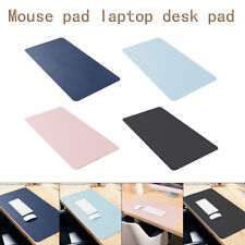 More details for natural cork soft writing eco double sided desk mat large mouse pad comfort #fx