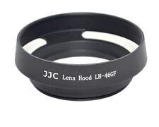 JJC LH-46GF Lens Hood for Panasonic Lumix 14mm f/2.5 20mm f/1.7 G-Series Lens
