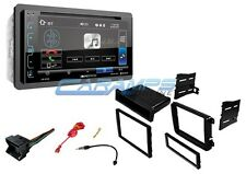 "NEW 6.2"" SOUNDSTREAM STEREO RADIO & BLUETOOTH W/ INTALL KIT FOR VOLKSWAGEN"