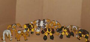 Lot De 10 Figurine Gormiti