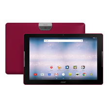 Tablet Acer Iconia One 10 B3-A30  Roja 16 Gb 1 Gb Ram IPS 1280x800 BT 4.0 Andr 6