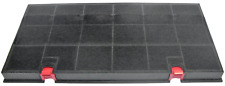 Carbon filter 431 x 217mm suitable for Electrolux Group AEG 902979366 70131