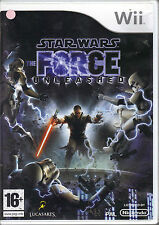 """""""Star Wars-The Force Unleashed"""" (Nintendo Wii)"""